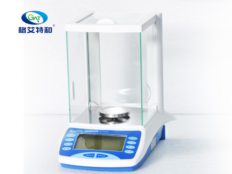 电子分析天平JA1003